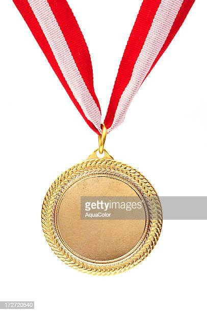 gold medal - gold medal stock pictures, royalty-free photos & images