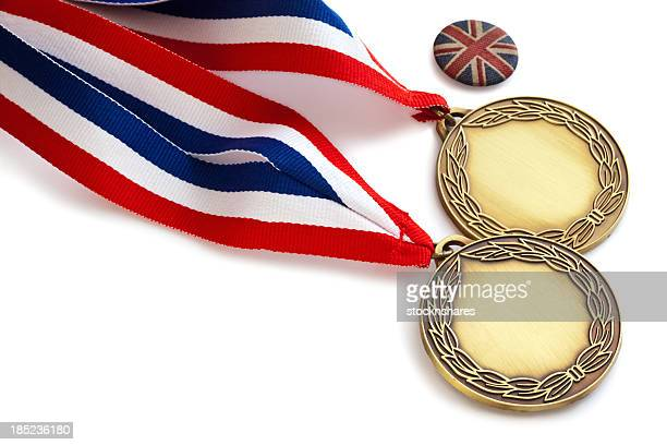 Britischen Goldmedaillen-Gewinner