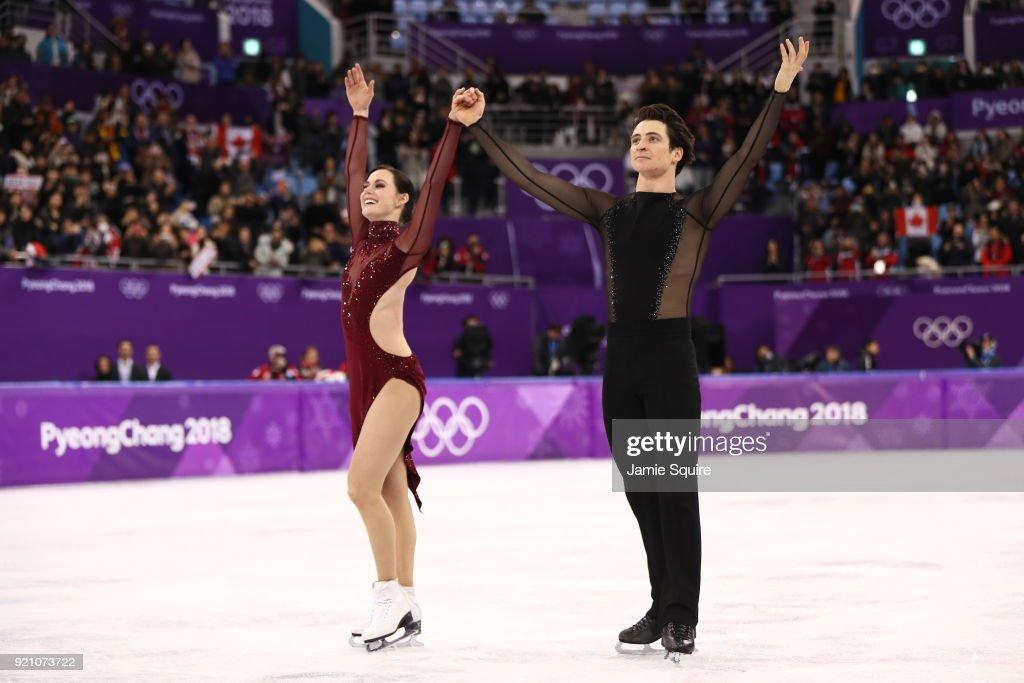 Figure Skating - Winter Olympics Day 11 : Nachrichtenfoto