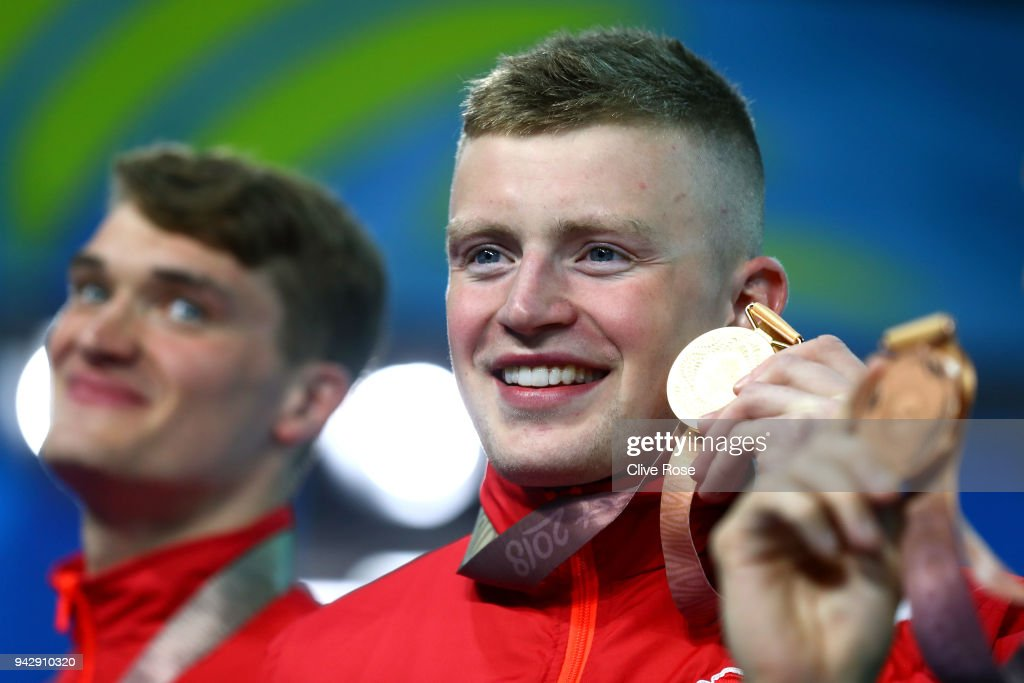 Swimming - Commonwealth Games Day 3