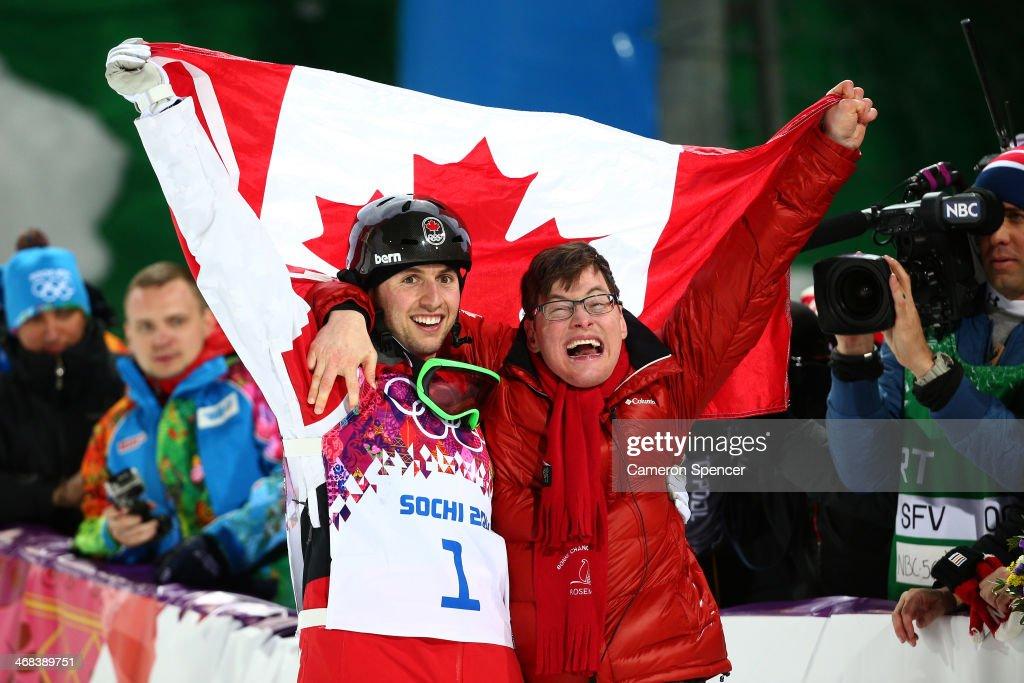 Freestyle Skiing - Winter Olympics Day 3 : Fotografía de noticias