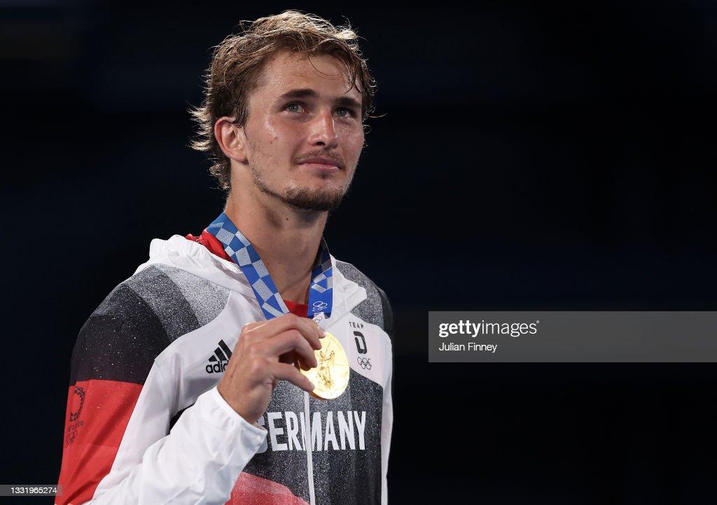 Tennis - Olympics: Day 9 : Nachrichtenfoto