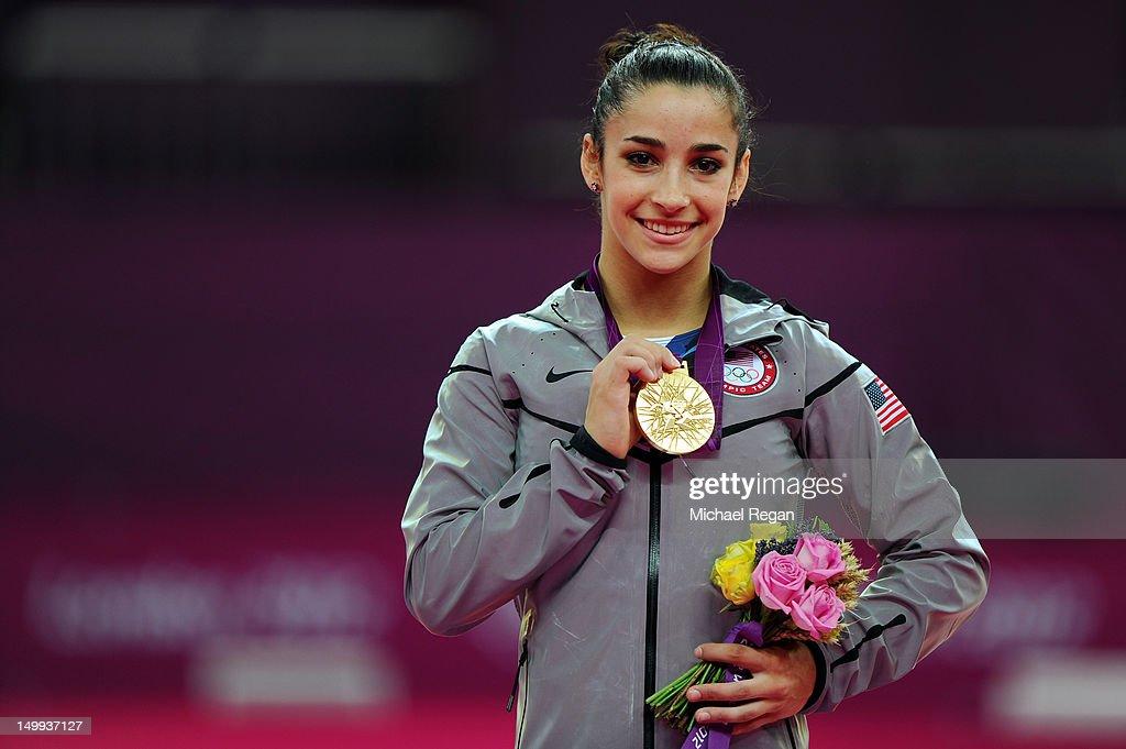 Olympics Day 11 - Gymnastics - Artistic