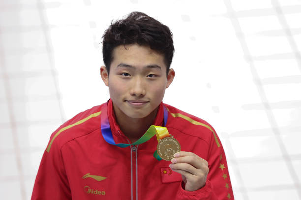 CHN: 2021 China Diving Olympic Trials - Day 3