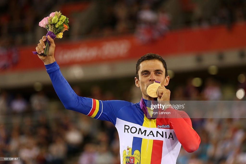 2012 London Paralympics - Day 3 - Cycling - Track : News Photo