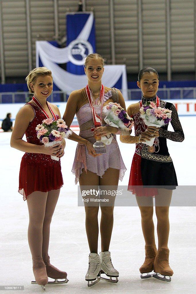 ISU Grand Prix NHK Trophy - Day Two : News Photo