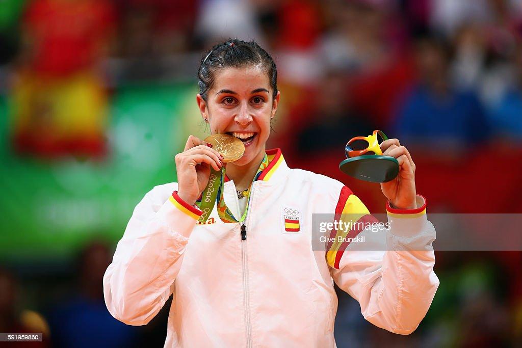 Badminton - Olympics: Day 14