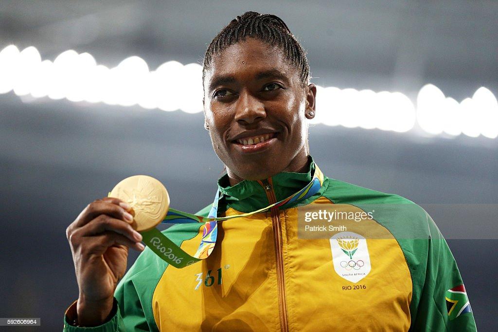 Athletics - Olympics: Day 15 : ニュース写真