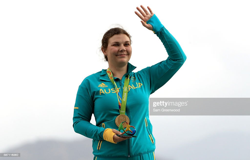 Shooting - Olympics: Day 2 : News Photo