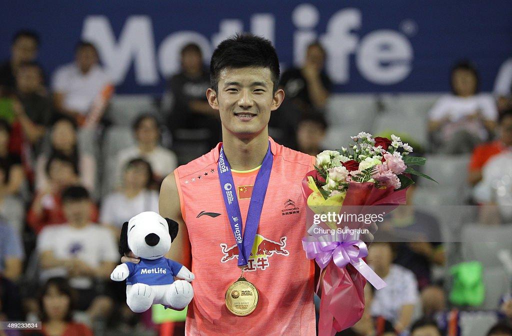 2015 Victor Korea Open Badminton