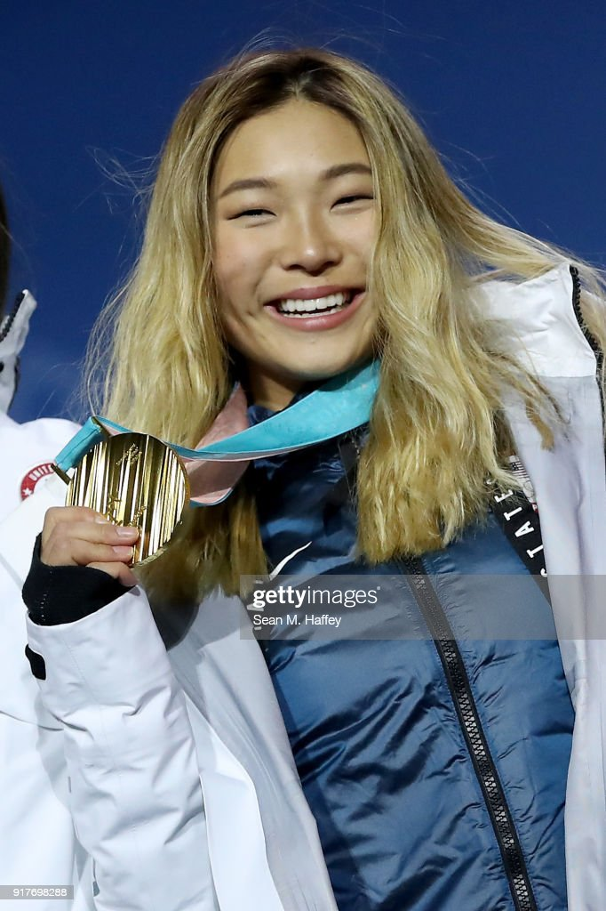 Medal Ceremony - Winter Olympics Day 4