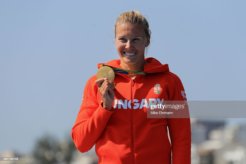 Canoe Sprint - Olympics: Day 13 : News Photo