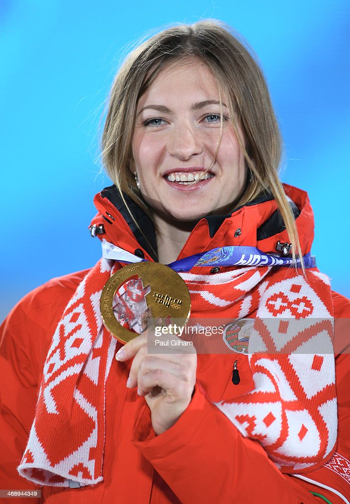 Medal Ceremony - Winter Olympics Day 5 : ニュース写真