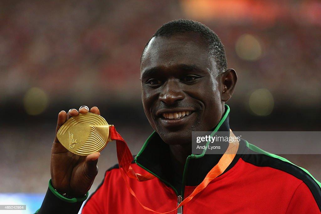 15th IAAF World Athletics Championships Beijing 2015 - Day Five : Foto jornalística