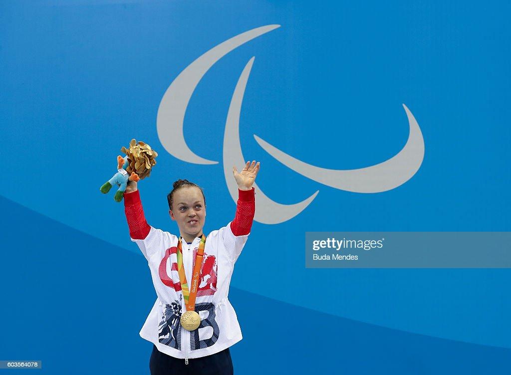 2016 Rio Paralympics - Day 5