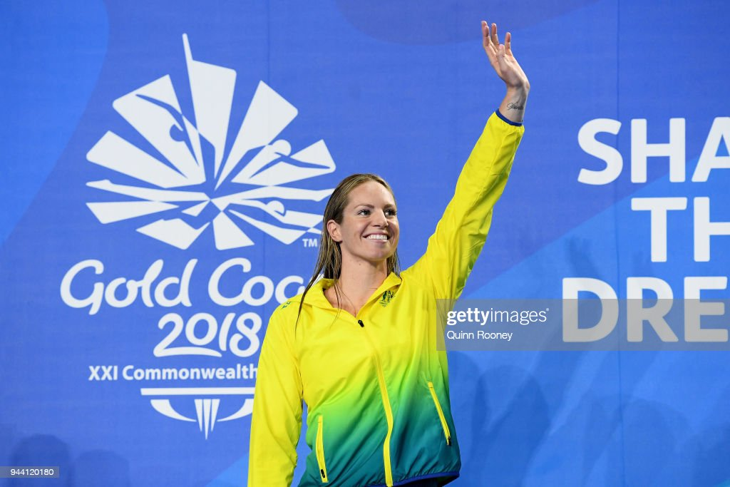 Swimming - Commonwealth Games Day 6