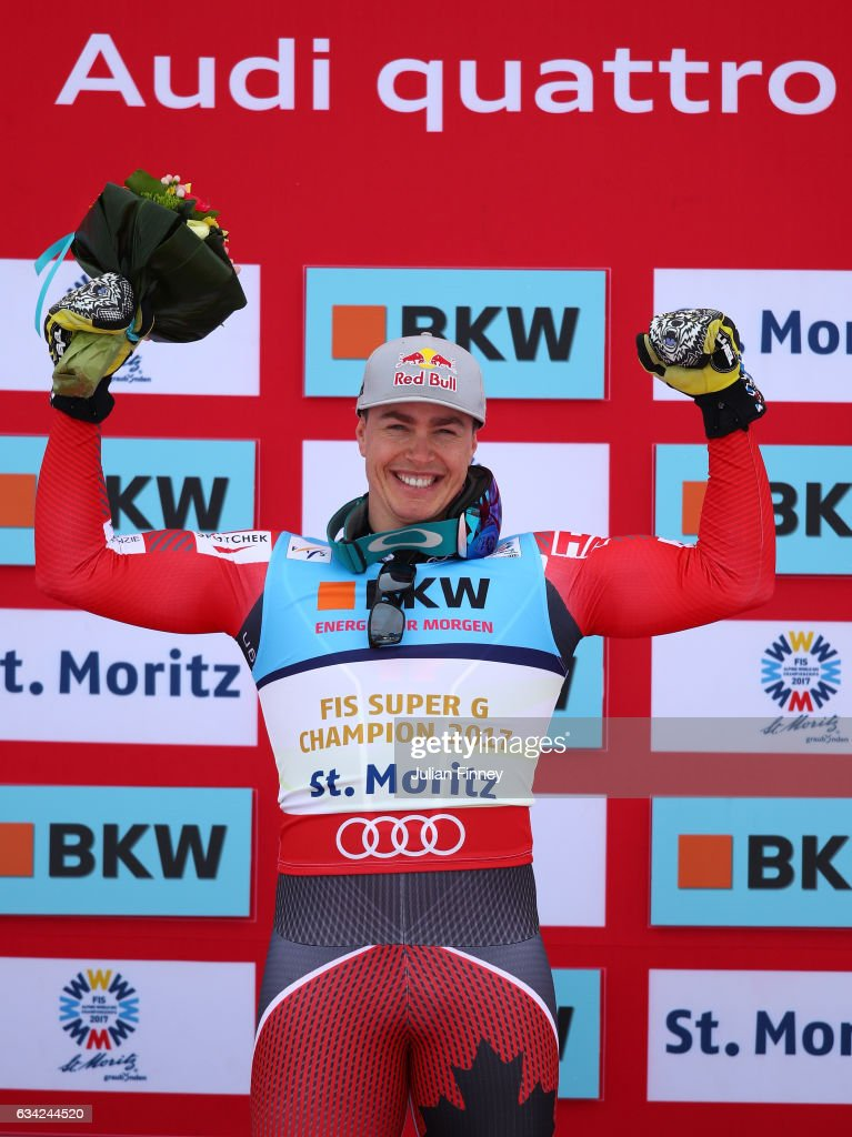 FIS World Ski Championships - Men's Super G