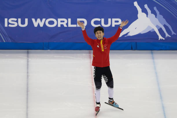 CHN: ISU World Cup Short Track - Day Two