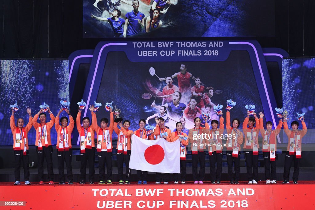 Thomas & Uber Cup - Day 7