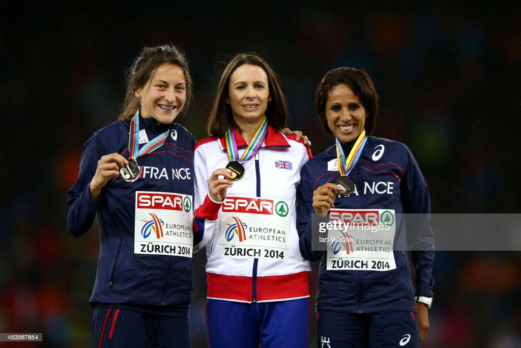 22nd European Athletics Championships - Day Two