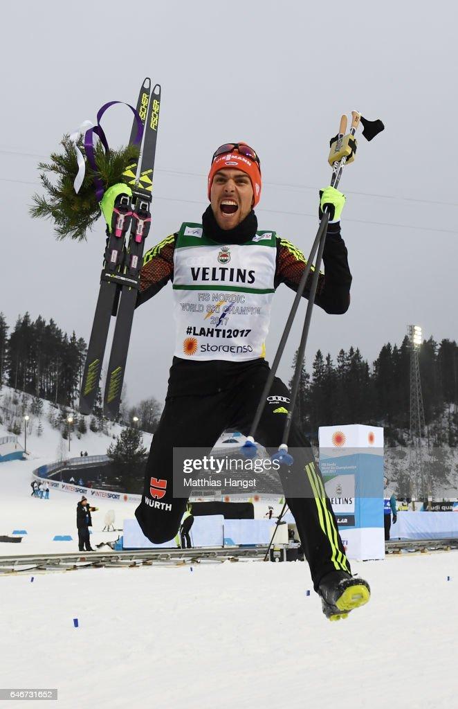 Men's Nordic Combined HS130/10k - FIS Nordic World Ski Championships -