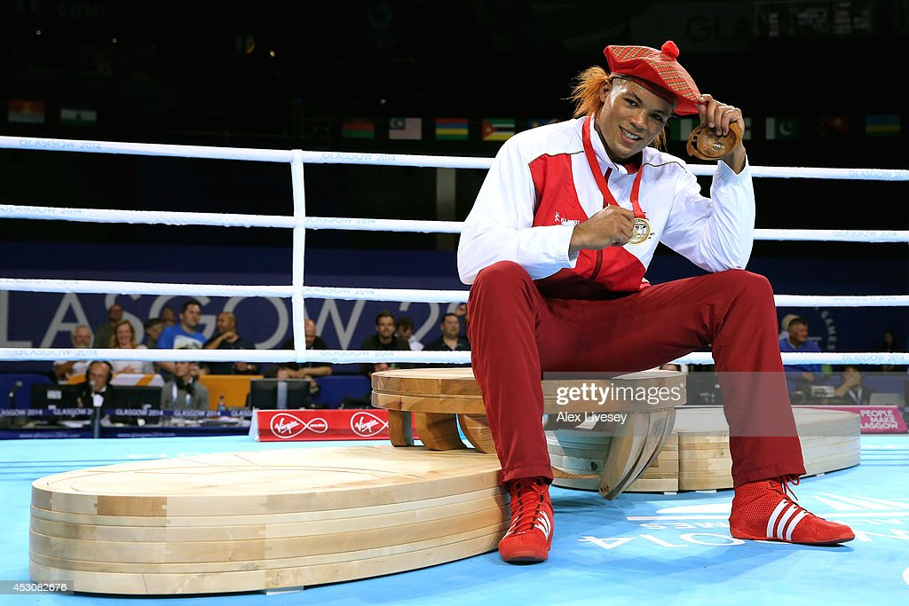 20th Commonwealth Games - Day 10: Boxing : News Photo