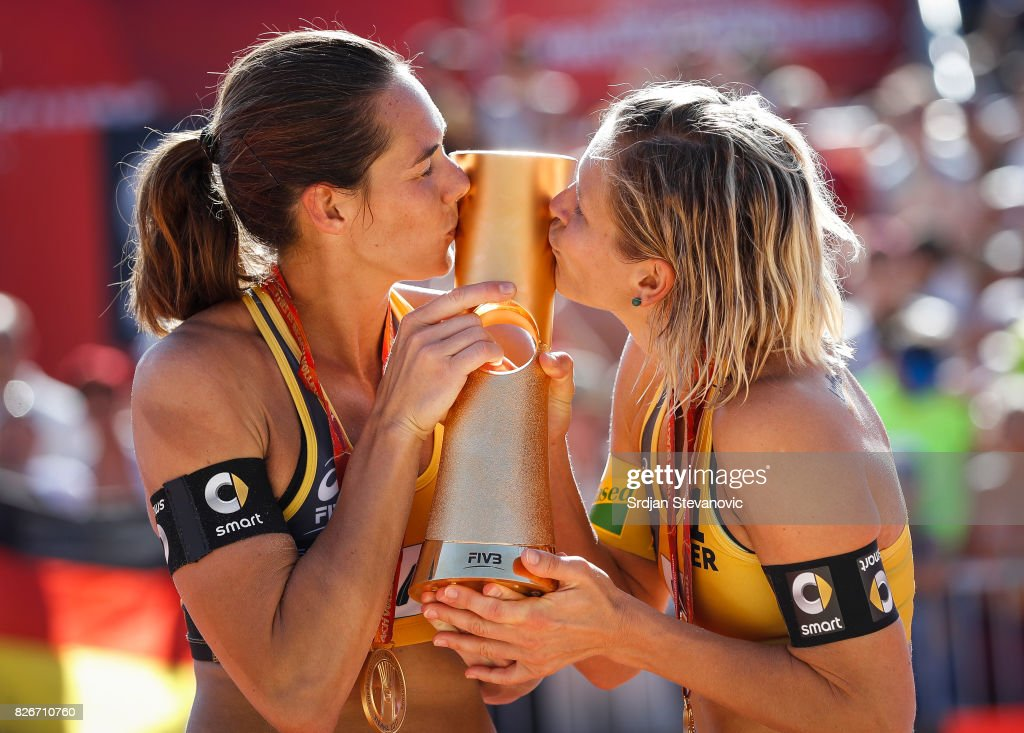 FIVB Beach Volleyball World Championships - Day 9 : Nieuwsfoto's
