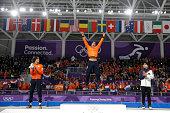 gangneung south korea gold medalist kjeld