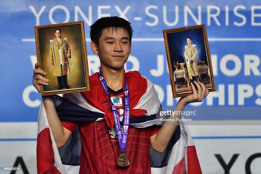BWF World Junior Championships 2017 : News Photo