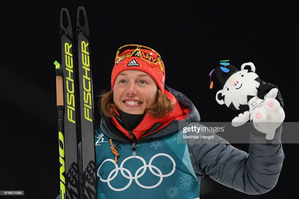 Biathlon - Winter Olympics Day 1
