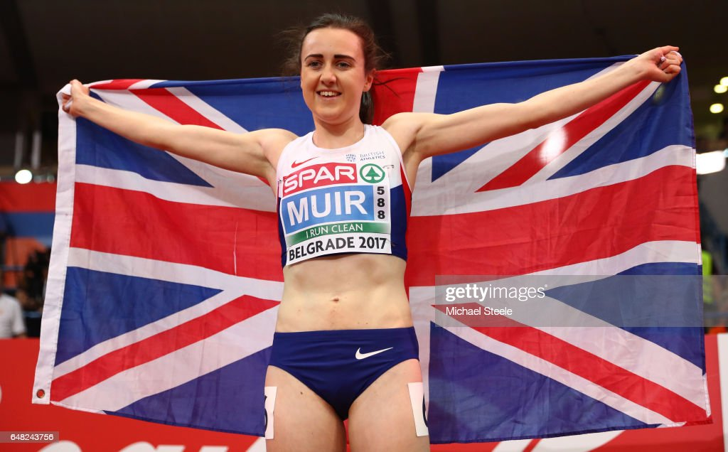 2017 European Athletics Indoor Championships - Day Three