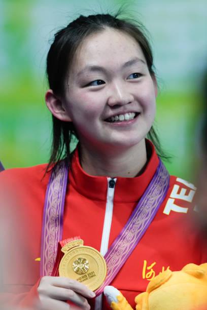 CHN: China's 14th National Games - Swimming
