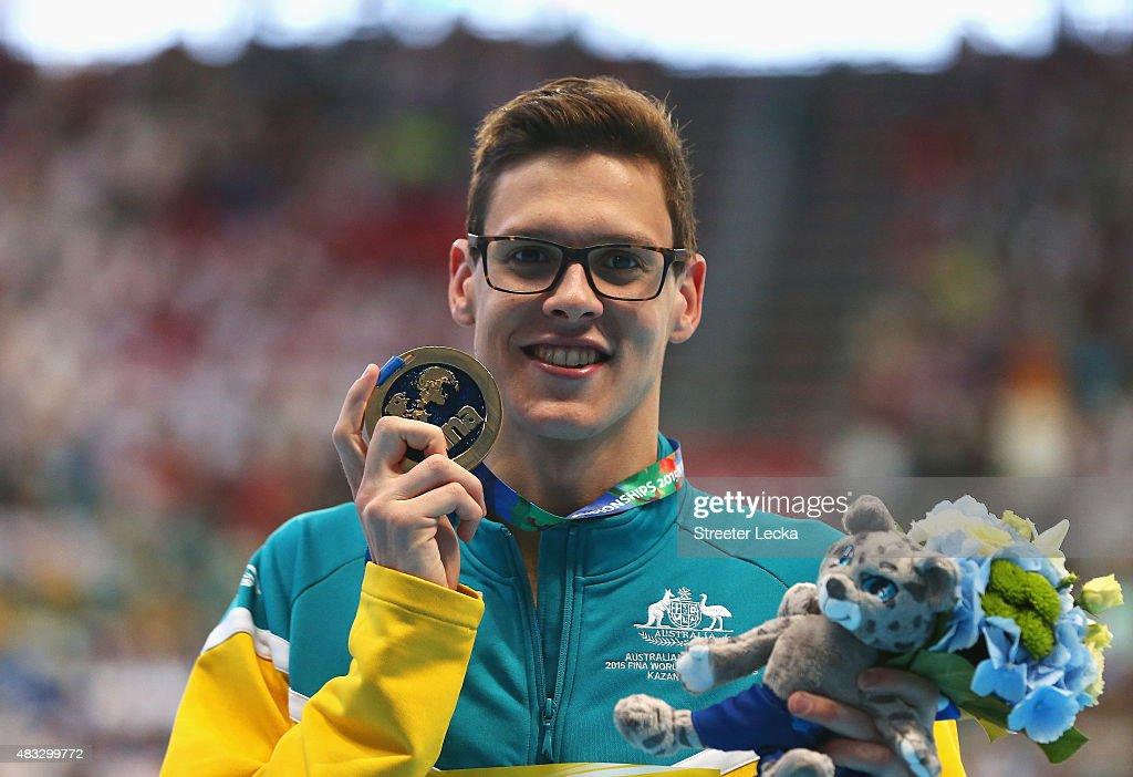 Swimming - 16th FINA World Championships: Day Fourteen