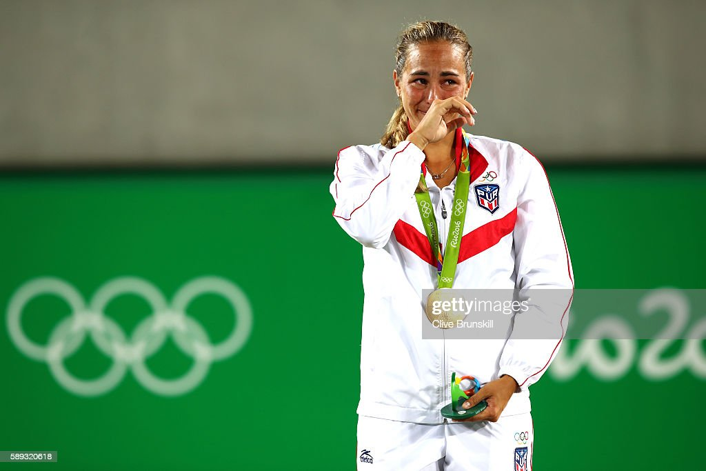 Tennis - Olympics: Day 8 : News Photo