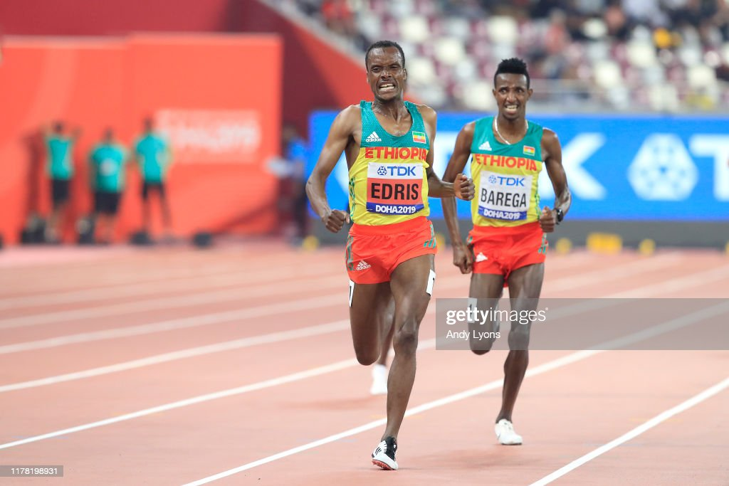 17th IAAF World Athletics Championships Doha 2019 - Day Four : News Photo
