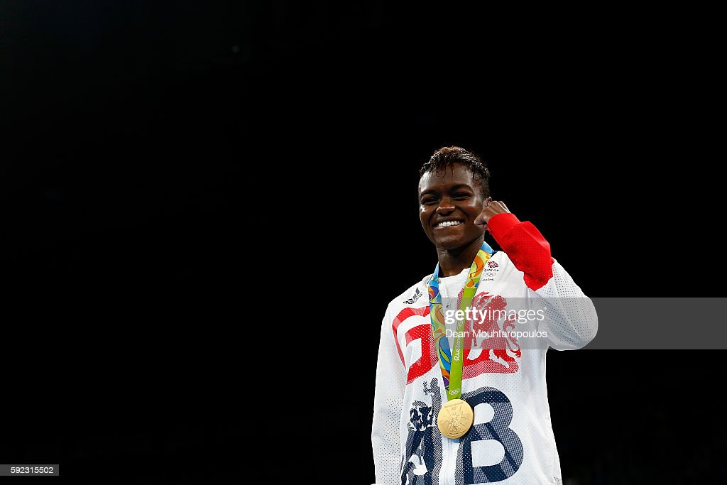 Boxing - Olympics: Day 15 : News Photo