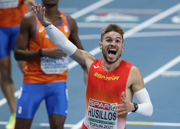 POL: European Athletics Indoor Championships - Day 2 Session 2
