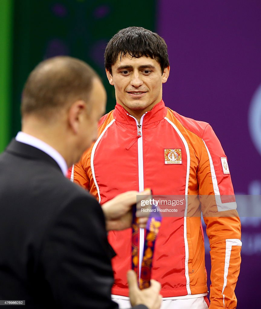 Wrestling Day 1: Baku 2015 - 1st European Games