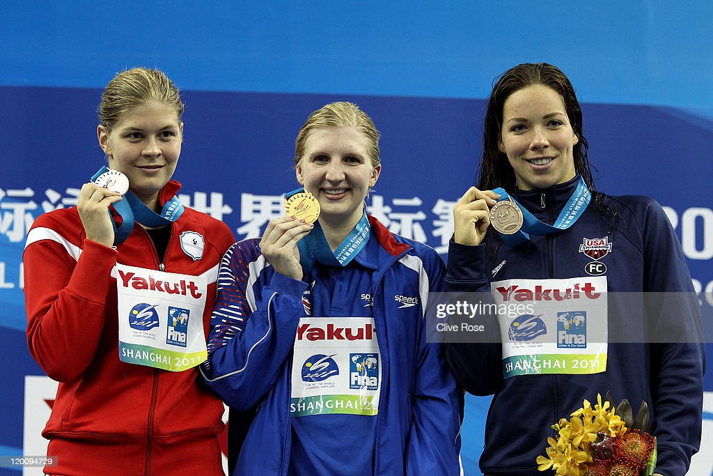 Swimming Day Fifteen - 14th FINA World Championships