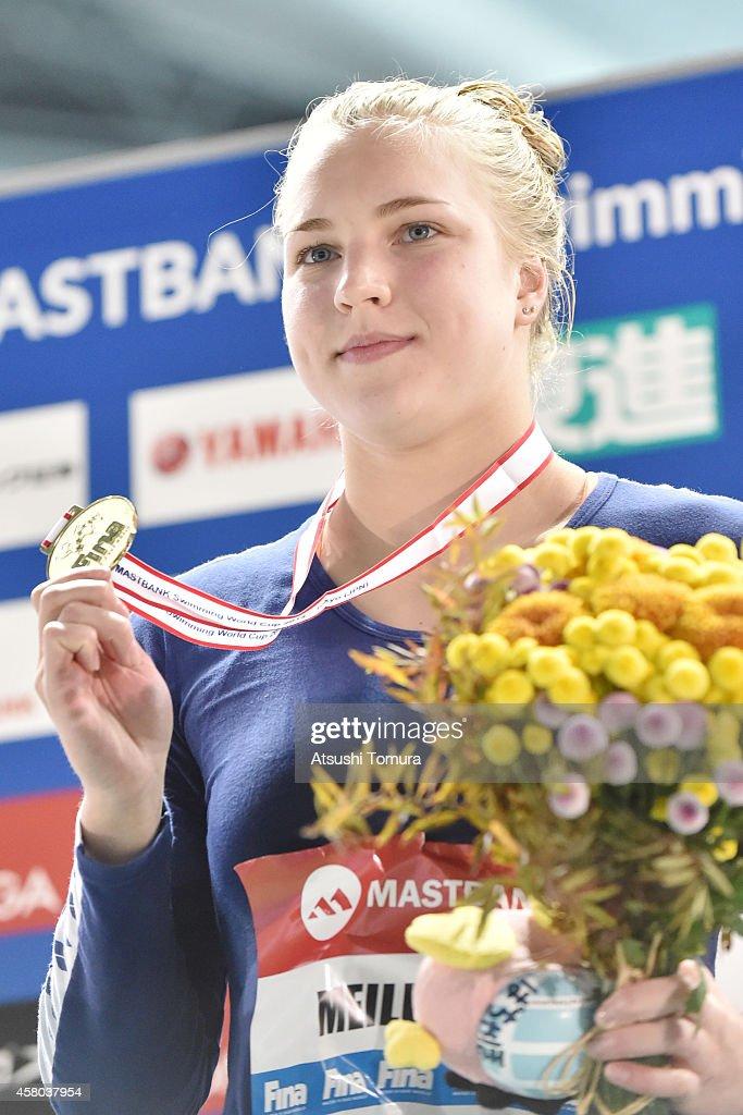 FINA/MASTBANK Swimming World Cup 2014 - Tokyo - Day 2
