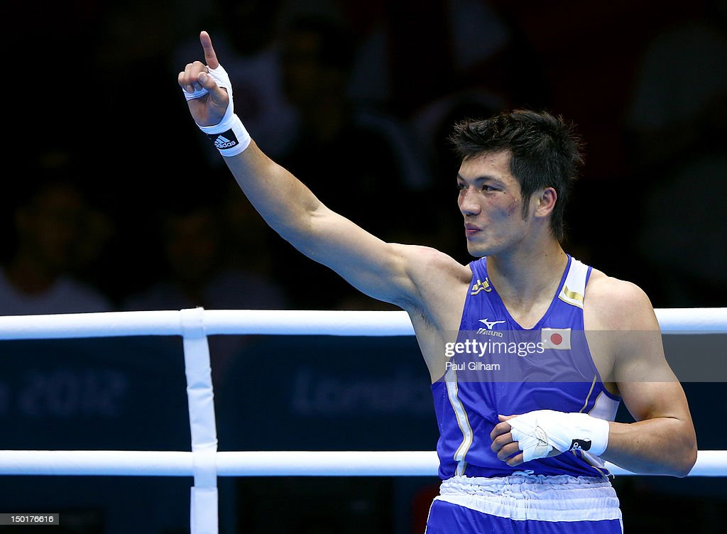 Olympics Day 15 - Boxing : ニュース写真