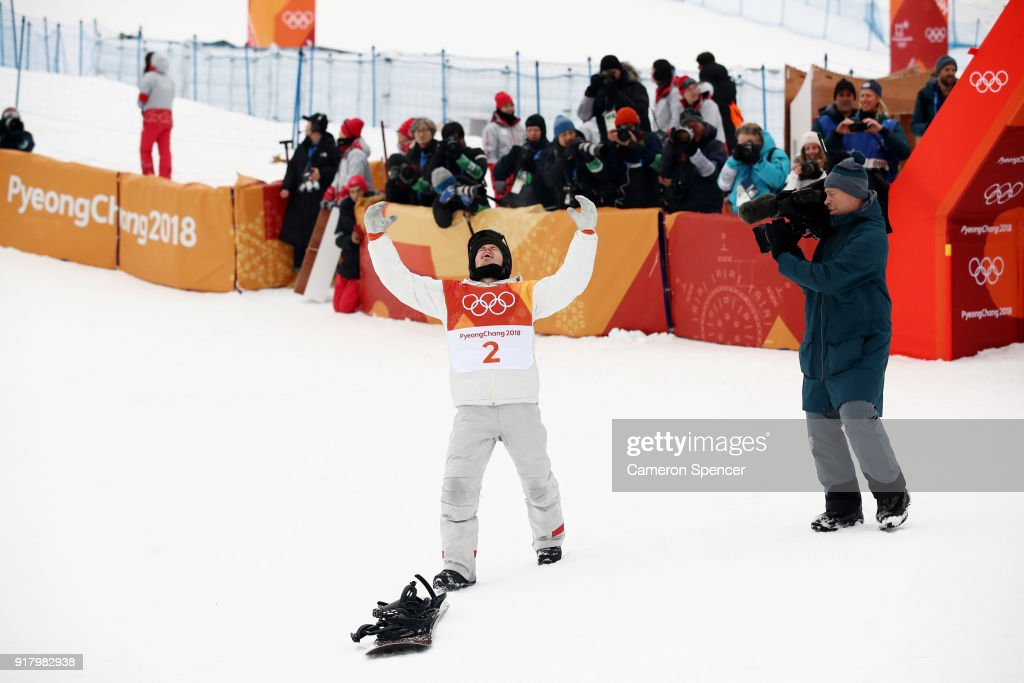 Snowboard - Winter Olympics Day 5 : News Photo