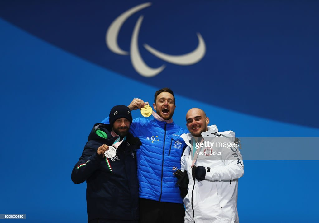 2018 Paralympic Winter Games - Day 3 : News Photo