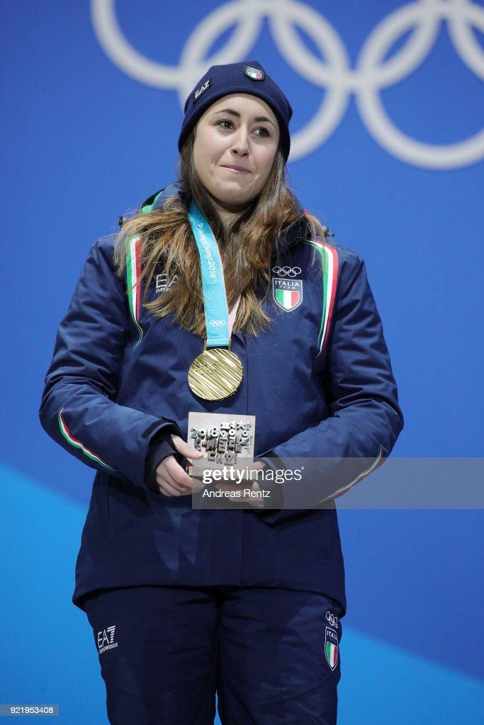 Medal Ceremony - Winter Olympics Day 12 : News Photo