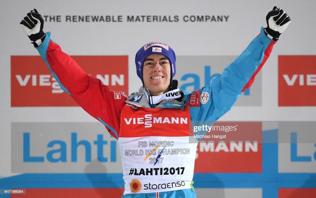 Men's Ski Jumping HS130- FIS Nordic World Ski Championships : News Photo