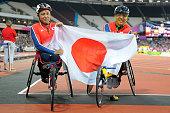 london england gold medalist tomoki sato