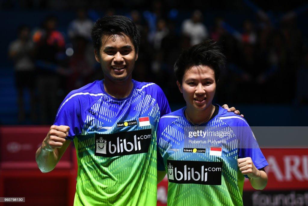 Blibli Indonesia Open - Day 6 : News Photo