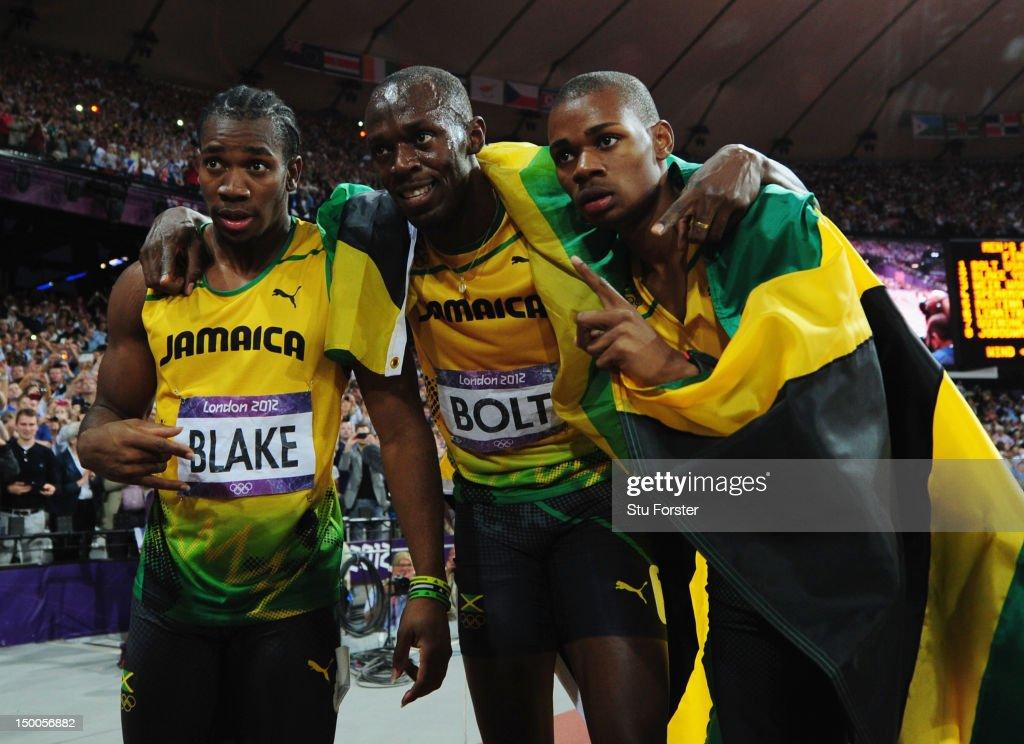 Olympics Day 13 - Athletics : News Photo