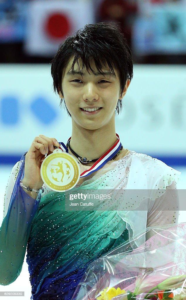 Yuzuru Hanyū