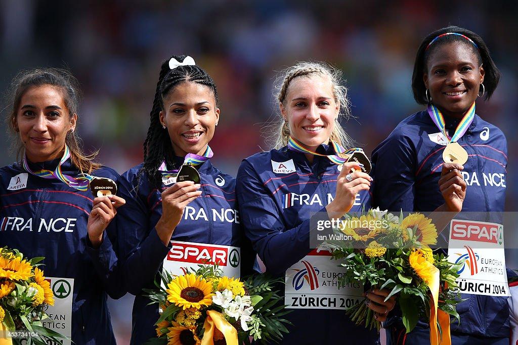 22nd European Athletics Championships - Day Six : News Photo